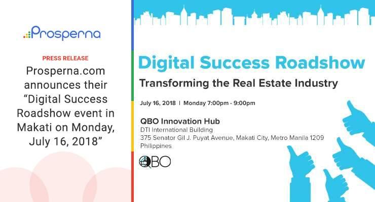 Digital Success Roadshow Event in Makati