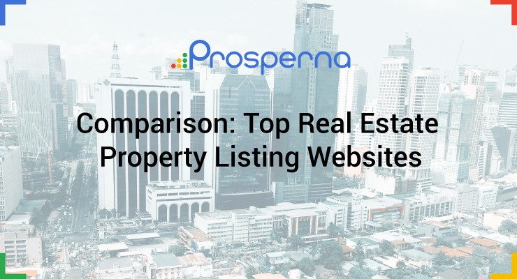 Comparison: Top Real Estate Property Listing Websites