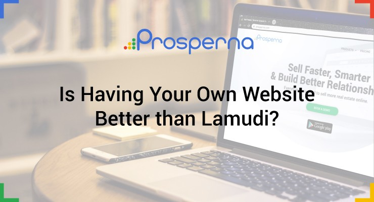 Is Having Your Own Website Better than Lamudi?