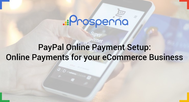 PayPal Online Payment Setup: Online Payments for Your eCommerce Business